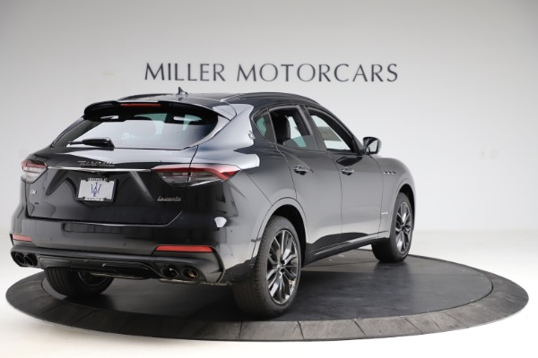 New 2021 Maserati Levante Q4 GranSport for sale $92,485 at Rolls-Royce Motor Cars Greenwich in Greenwich CT 06830 7