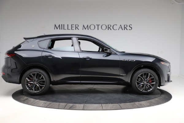 New 2021 Maserati Levante Q4 GranSport for sale $92,485 at Rolls-Royce Motor Cars Greenwich in Greenwich CT 06830 9