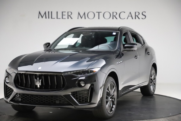 New 2021 Maserati Levante Q4 GranSport for sale $92,485 at Rolls-Royce Motor Cars Greenwich in Greenwich CT 06830 1