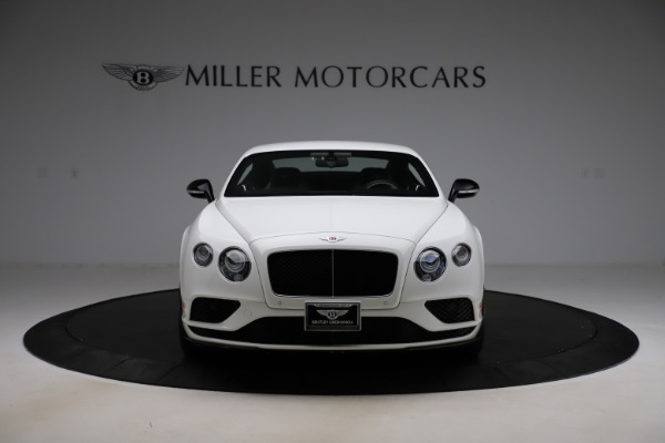 Used 2017 Bentley Continental GT V8 S for sale Call for price at Rolls-Royce Motor Cars Greenwich in Greenwich CT 06830 12