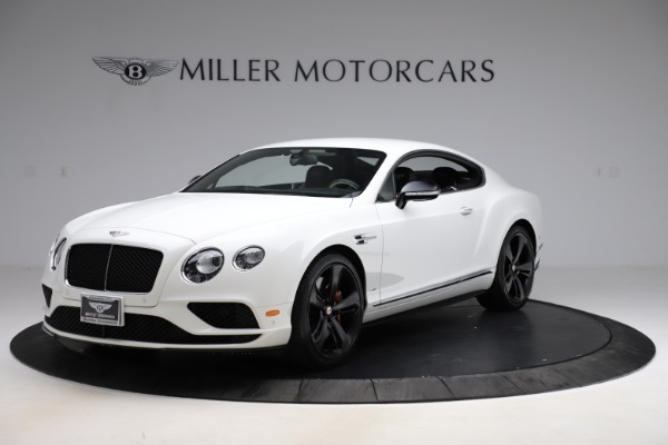 Used 2017 Bentley Continental GT V8 S for sale Call for price at Rolls-Royce Motor Cars Greenwich in Greenwich CT 06830 2