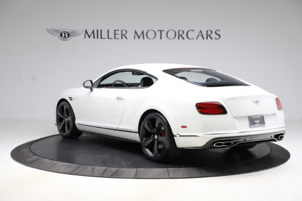 Used 2017 Bentley Continental GT V8 S for sale Call for price at Rolls-Royce Motor Cars Greenwich in Greenwich CT 06830 5