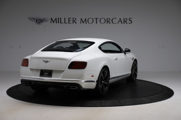Used 2017 Bentley Continental GT V8 S for sale Call for price at Rolls-Royce Motor Cars Greenwich in Greenwich CT 06830 7