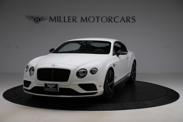 Used 2017 Bentley Continental GT V8 S for sale Call for price at Rolls-Royce Motor Cars Greenwich in Greenwich CT 06830 1