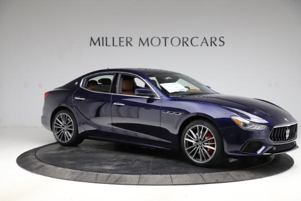 New 2021 Maserati Ghibli S Q4 for sale $90,925 at Rolls-Royce Motor Cars Greenwich in Greenwich CT 06830 10