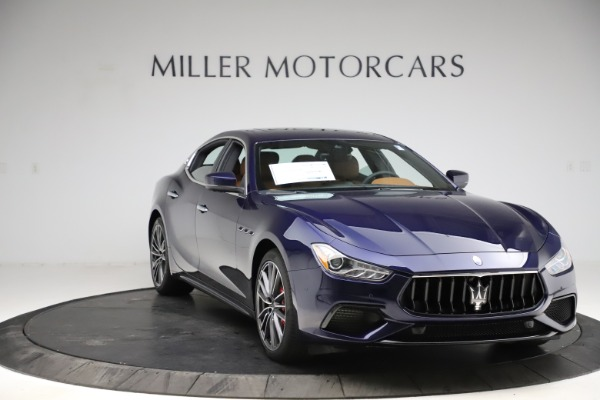 New 2021 Maserati Ghibli S Q4 for sale $90,925 at Rolls-Royce Motor Cars Greenwich in Greenwich CT 06830 11