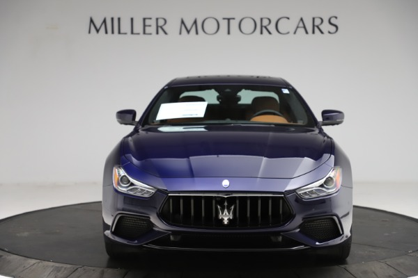 New 2021 Maserati Ghibli S Q4 for sale $90,925 at Rolls-Royce Motor Cars Greenwich in Greenwich CT 06830 12