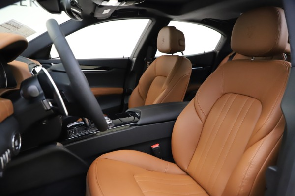 New 2021 Maserati Ghibli S Q4 for sale $90,925 at Rolls-Royce Motor Cars Greenwich in Greenwich CT 06830 13