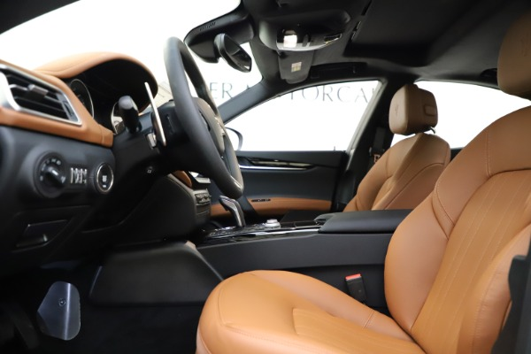 New 2021 Maserati Ghibli S Q4 for sale $90,925 at Rolls-Royce Motor Cars Greenwich in Greenwich CT 06830 14