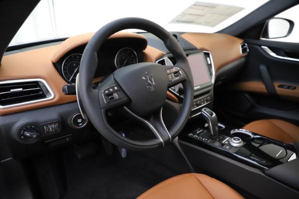 New 2021 Maserati Ghibli S Q4 for sale $90,925 at Rolls-Royce Motor Cars Greenwich in Greenwich CT 06830 15