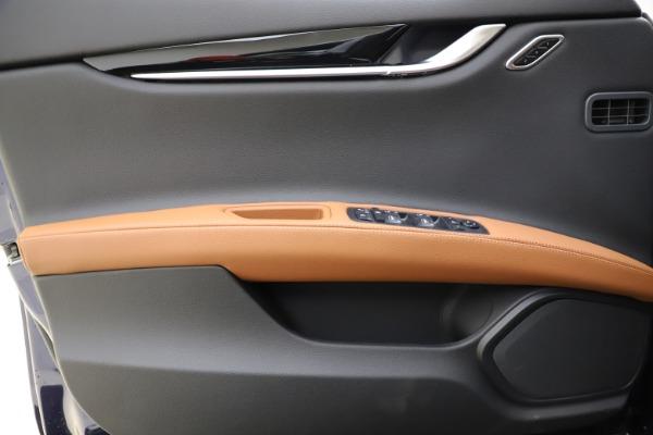 New 2021 Maserati Ghibli S Q4 for sale $90,925 at Rolls-Royce Motor Cars Greenwich in Greenwich CT 06830 16