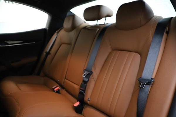 New 2021 Maserati Ghibli S Q4 for sale $90,925 at Rolls-Royce Motor Cars Greenwich in Greenwich CT 06830 17