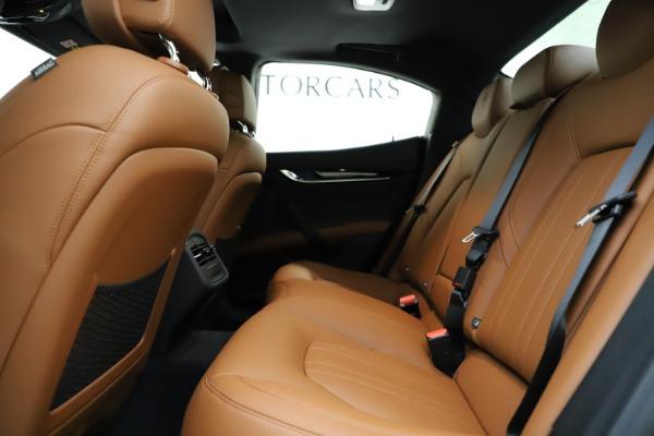 New 2021 Maserati Ghibli S Q4 for sale $90,925 at Rolls-Royce Motor Cars Greenwich in Greenwich CT 06830 18