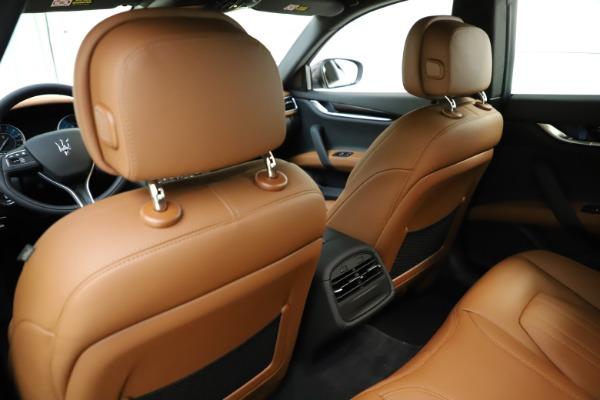 New 2021 Maserati Ghibli S Q4 for sale $90,925 at Rolls-Royce Motor Cars Greenwich in Greenwich CT 06830 19