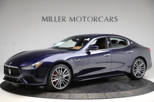 New 2021 Maserati Ghibli S Q4 for sale $90,925 at Rolls-Royce Motor Cars Greenwich in Greenwich CT 06830 2