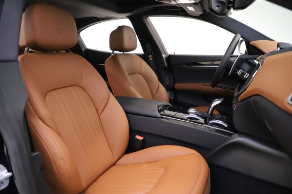 New 2021 Maserati Ghibli S Q4 for sale $90,925 at Rolls-Royce Motor Cars Greenwich in Greenwich CT 06830 20