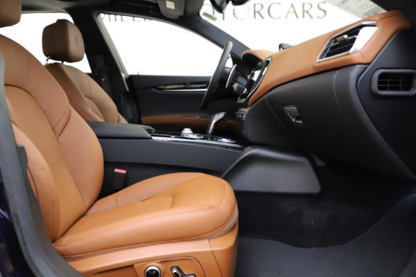 New 2021 Maserati Ghibli S Q4 for sale $90,925 at Rolls-Royce Motor Cars Greenwich in Greenwich CT 06830 21