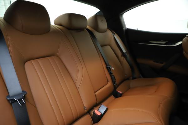 New 2021 Maserati Ghibli S Q4 for sale $90,925 at Rolls-Royce Motor Cars Greenwich in Greenwich CT 06830 23