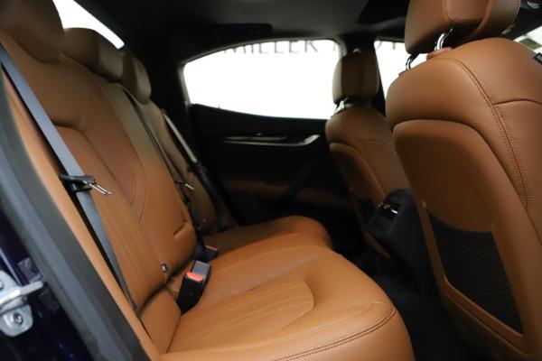 New 2021 Maserati Ghibli S Q4 for sale $90,925 at Rolls-Royce Motor Cars Greenwich in Greenwich CT 06830 24