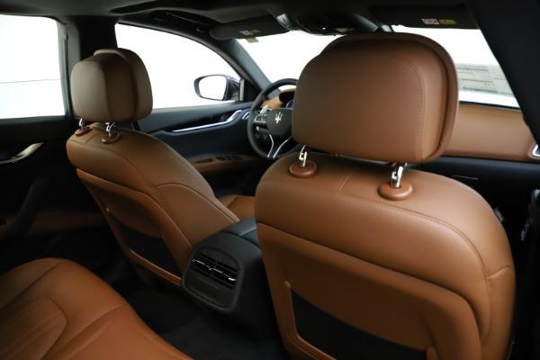 New 2021 Maserati Ghibli S Q4 for sale $90,925 at Rolls-Royce Motor Cars Greenwich in Greenwich CT 06830 25