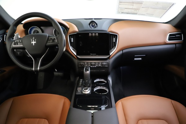 New 2021 Maserati Ghibli S Q4 for sale $90,925 at Rolls-Royce Motor Cars Greenwich in Greenwich CT 06830 26