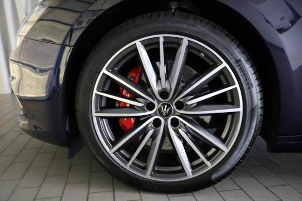 New 2021 Maserati Ghibli S Q4 for sale $90,925 at Rolls-Royce Motor Cars Greenwich in Greenwich CT 06830 27