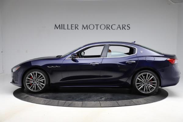 New 2021 Maserati Ghibli S Q4 for sale $90,925 at Rolls-Royce Motor Cars Greenwich in Greenwich CT 06830 3