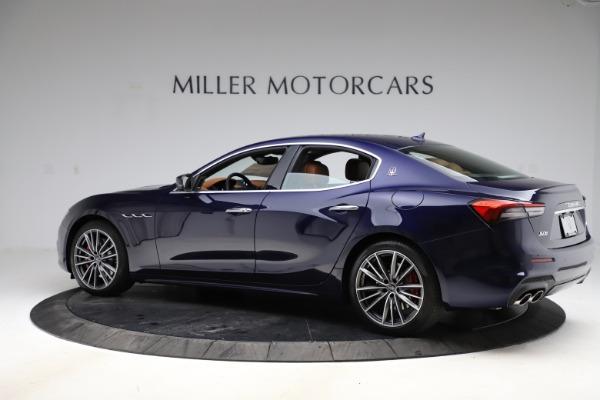New 2021 Maserati Ghibli S Q4 for sale $90,925 at Rolls-Royce Motor Cars Greenwich in Greenwich CT 06830 4