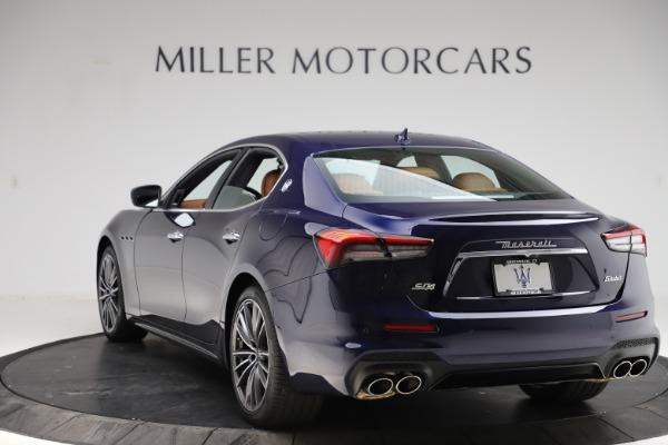 New 2021 Maserati Ghibli S Q4 for sale $90,925 at Rolls-Royce Motor Cars Greenwich in Greenwich CT 06830 5