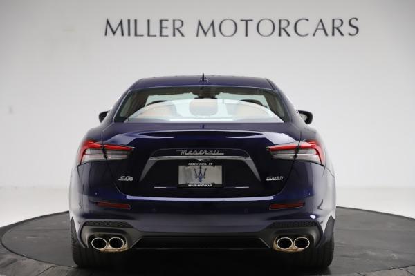 New 2021 Maserati Ghibli S Q4 for sale $90,925 at Rolls-Royce Motor Cars Greenwich in Greenwich CT 06830 6