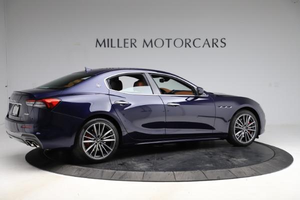 New 2021 Maserati Ghibli S Q4 for sale $90,925 at Rolls-Royce Motor Cars Greenwich in Greenwich CT 06830 8