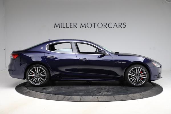 New 2021 Maserati Ghibli S Q4 for sale $90,925 at Rolls-Royce Motor Cars Greenwich in Greenwich CT 06830 9