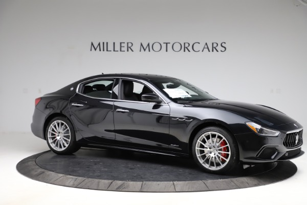 New 2021 Maserati Ghibli S Q4 GranSport for sale $98,035 at Rolls-Royce Motor Cars Greenwich in Greenwich CT 06830 10