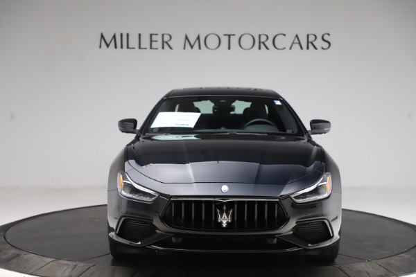 New 2021 Maserati Ghibli S Q4 GranSport for sale $98,035 at Rolls-Royce Motor Cars Greenwich in Greenwich CT 06830 12