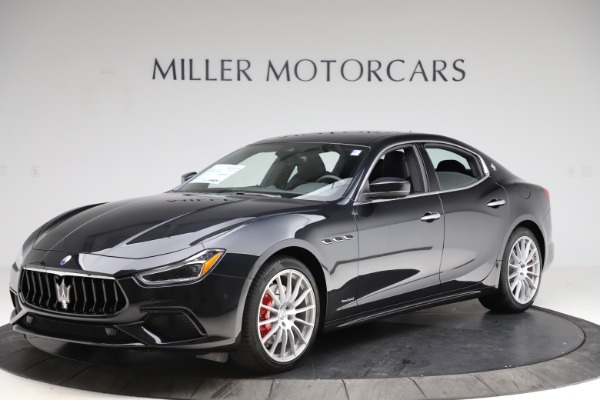 New 2021 Maserati Ghibli S Q4 GranSport for sale $98,035 at Rolls-Royce Motor Cars Greenwich in Greenwich CT 06830 2