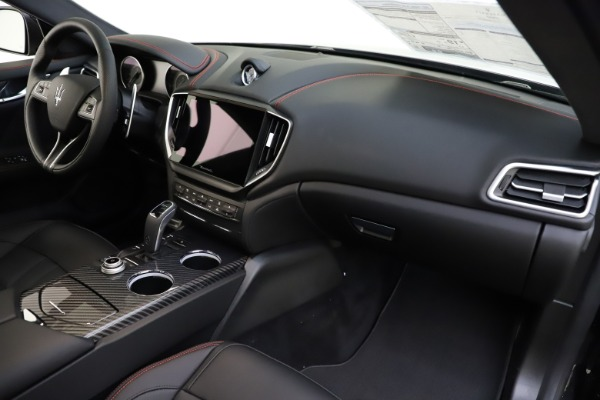 New 2021 Maserati Ghibli S Q4 GranSport for sale $98,035 at Rolls-Royce Motor Cars Greenwich in Greenwich CT 06830 25