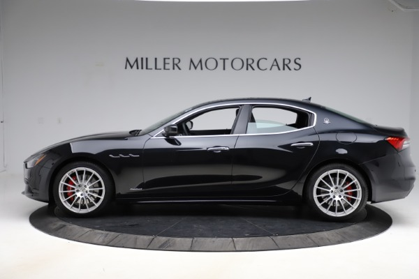 New 2021 Maserati Ghibli S Q4 GranSport for sale $98,035 at Rolls-Royce Motor Cars Greenwich in Greenwich CT 06830 3