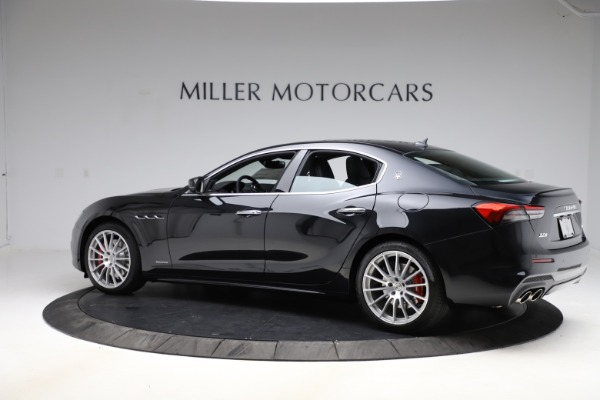 New 2021 Maserati Ghibli S Q4 GranSport for sale $98,035 at Rolls-Royce Motor Cars Greenwich in Greenwich CT 06830 4