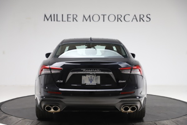 New 2021 Maserati Ghibli S Q4 GranSport for sale $98,035 at Rolls-Royce Motor Cars Greenwich in Greenwich CT 06830 6