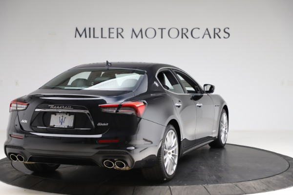 New 2021 Maserati Ghibli S Q4 GranSport for sale $98,035 at Rolls-Royce Motor Cars Greenwich in Greenwich CT 06830 7