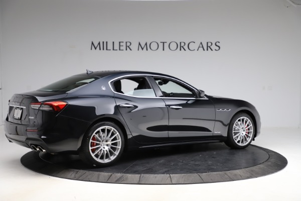 New 2021 Maserati Ghibli S Q4 GranSport for sale $98,035 at Rolls-Royce Motor Cars Greenwich in Greenwich CT 06830 8