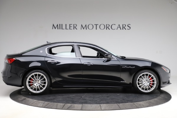 New 2021 Maserati Ghibli S Q4 GranSport for sale $98,035 at Rolls-Royce Motor Cars Greenwich in Greenwich CT 06830 9