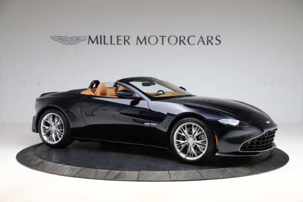 New 2021 Aston Martin Vantage Roadster Convertible for sale $205,686 at Rolls-Royce Motor Cars Greenwich in Greenwich CT 06830 9