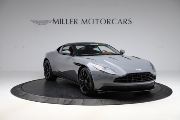 New 2020 Aston Martin DB11 V12 AMR for sale $263,561 at Rolls-Royce Motor Cars Greenwich in Greenwich CT 06830 10