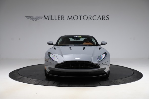 New 2020 Aston Martin DB11 V12 AMR for sale $263,561 at Rolls-Royce Motor Cars Greenwich in Greenwich CT 06830 11