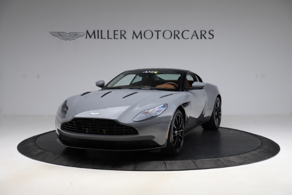 New 2020 Aston Martin DB11 V12 AMR for sale $263,561 at Rolls-Royce Motor Cars Greenwich in Greenwich CT 06830 12