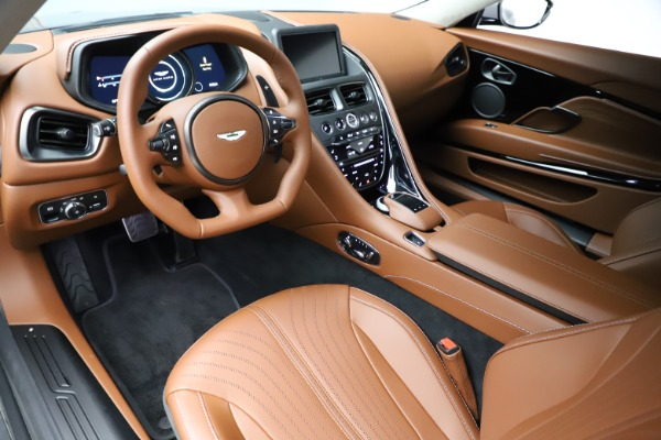 New 2020 Aston Martin DB11 V12 AMR for sale $263,561 at Rolls-Royce Motor Cars Greenwich in Greenwich CT 06830 13