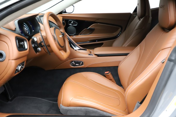 New 2020 Aston Martin DB11 V12 AMR for sale $263,561 at Rolls-Royce Motor Cars Greenwich in Greenwich CT 06830 14
