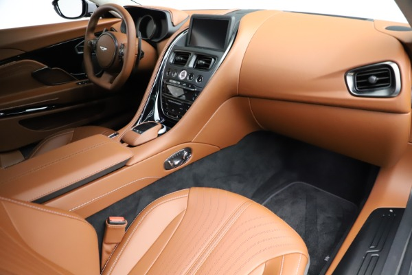 New 2020 Aston Martin DB11 V12 AMR for sale $263,561 at Rolls-Royce Motor Cars Greenwich in Greenwich CT 06830 19