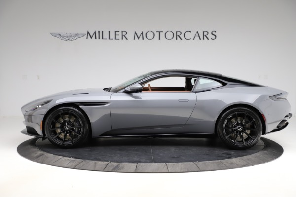 New 2020 Aston Martin DB11 V12 AMR for sale $263,561 at Rolls-Royce Motor Cars Greenwich in Greenwich CT 06830 2